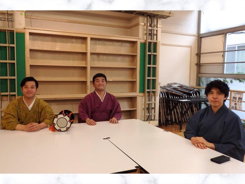 すゑひろがりずと狂言師・野村太一郎がガチンコ対談! 「いつか本物の狂言を指導したい」