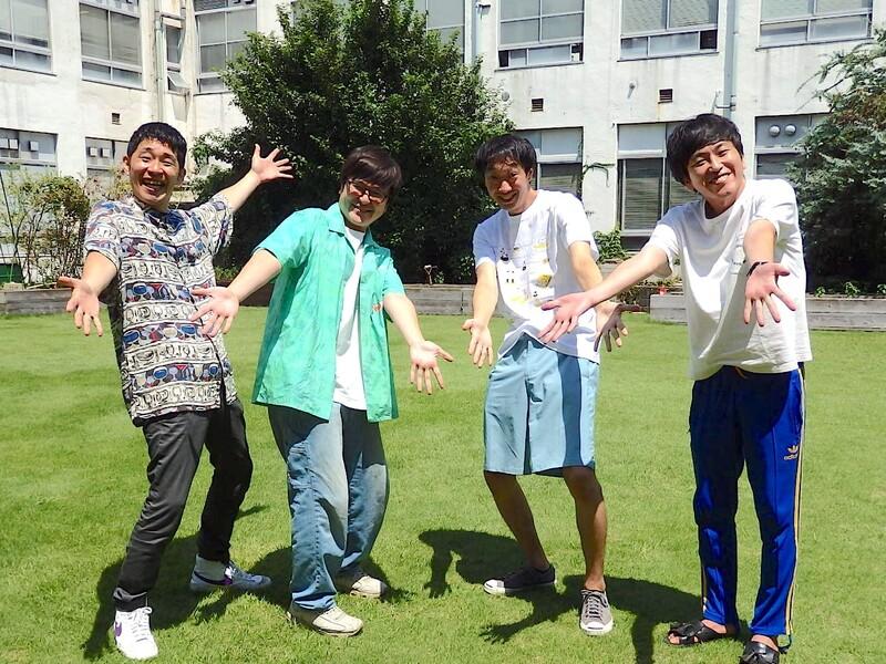 """ラバーガール&しずる""""他事務所""""対談! 2年5カ月ぶり単独ライブのチケットをなぜ吉本から!?"""